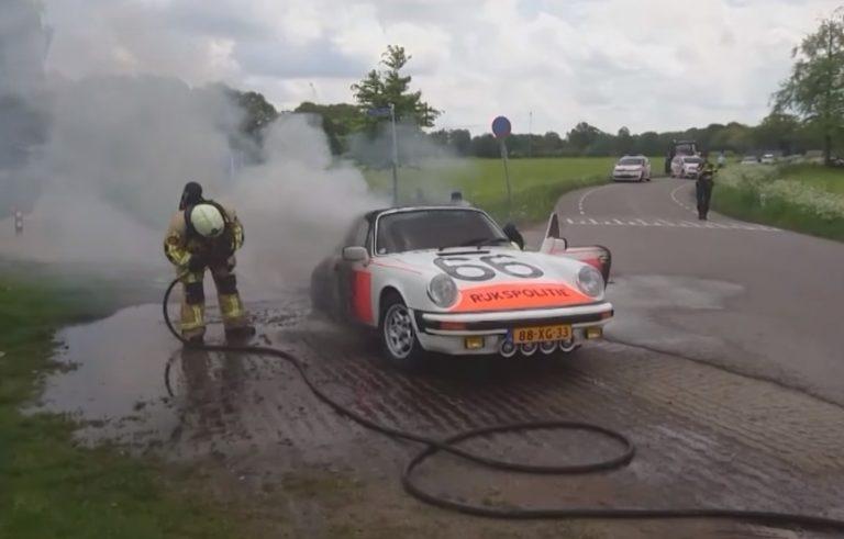 Politie-Porsche Targa Alex 12.66