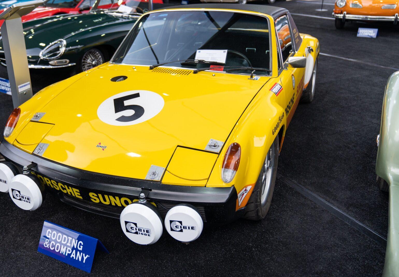 Recordbedrag Porsche 914