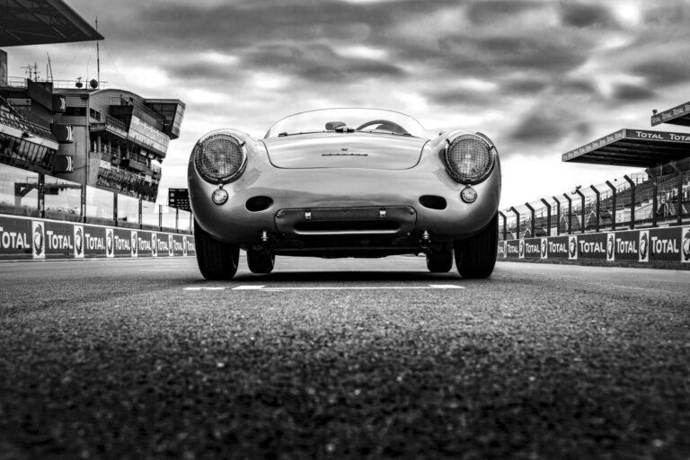 Porsche 550A Spyder