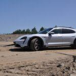 De Porsche Taycan Cross Turismo: de evolutie van de Porsche Taycan is begonnen